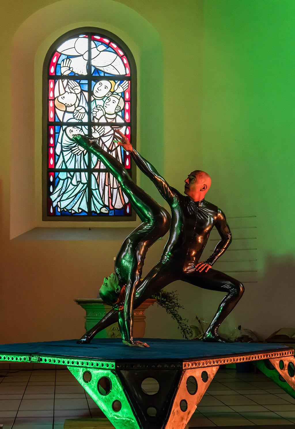 akrobatik.ch KLG, Show-Akrobatik, Dietlikon Zürich
