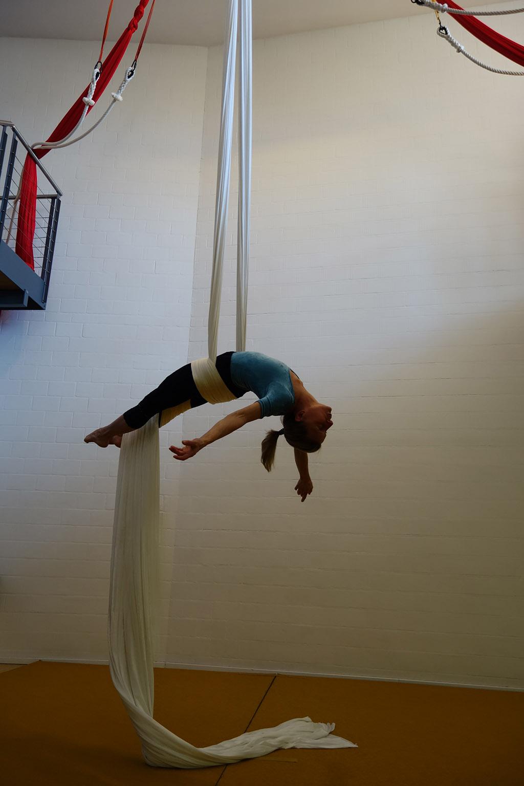 Luft-Akrobatik, akrobatik.ch KLG, Dietlikon Zürich