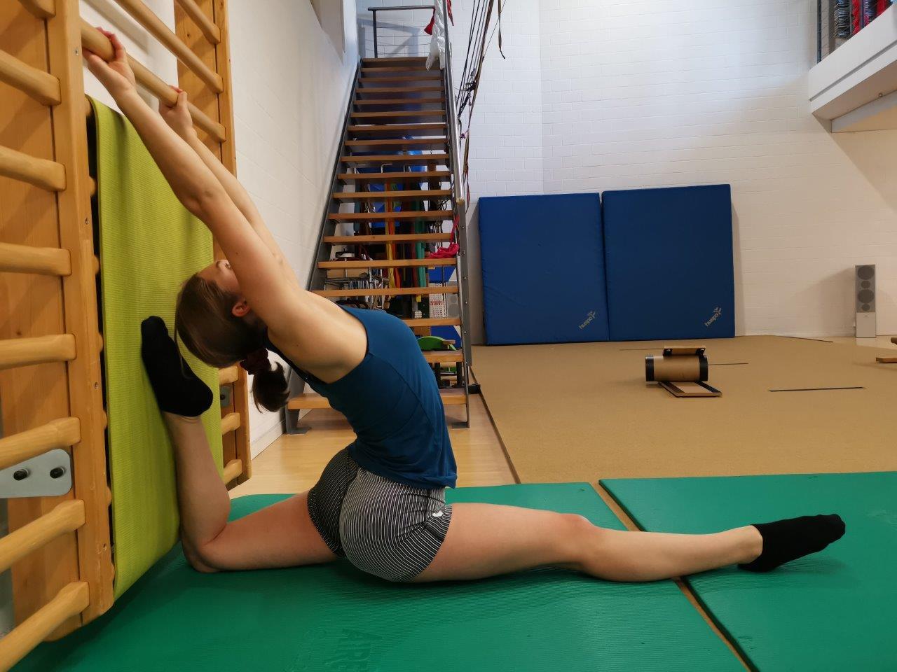 Spagat, Kontorsion, akrobatik.ch KLG, Dietlikon Zürich